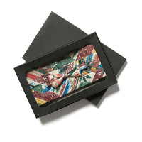 Reyn Spooner Hawaiian Christmas Cummerbund and Bow Tie Boxed Set in MAROON