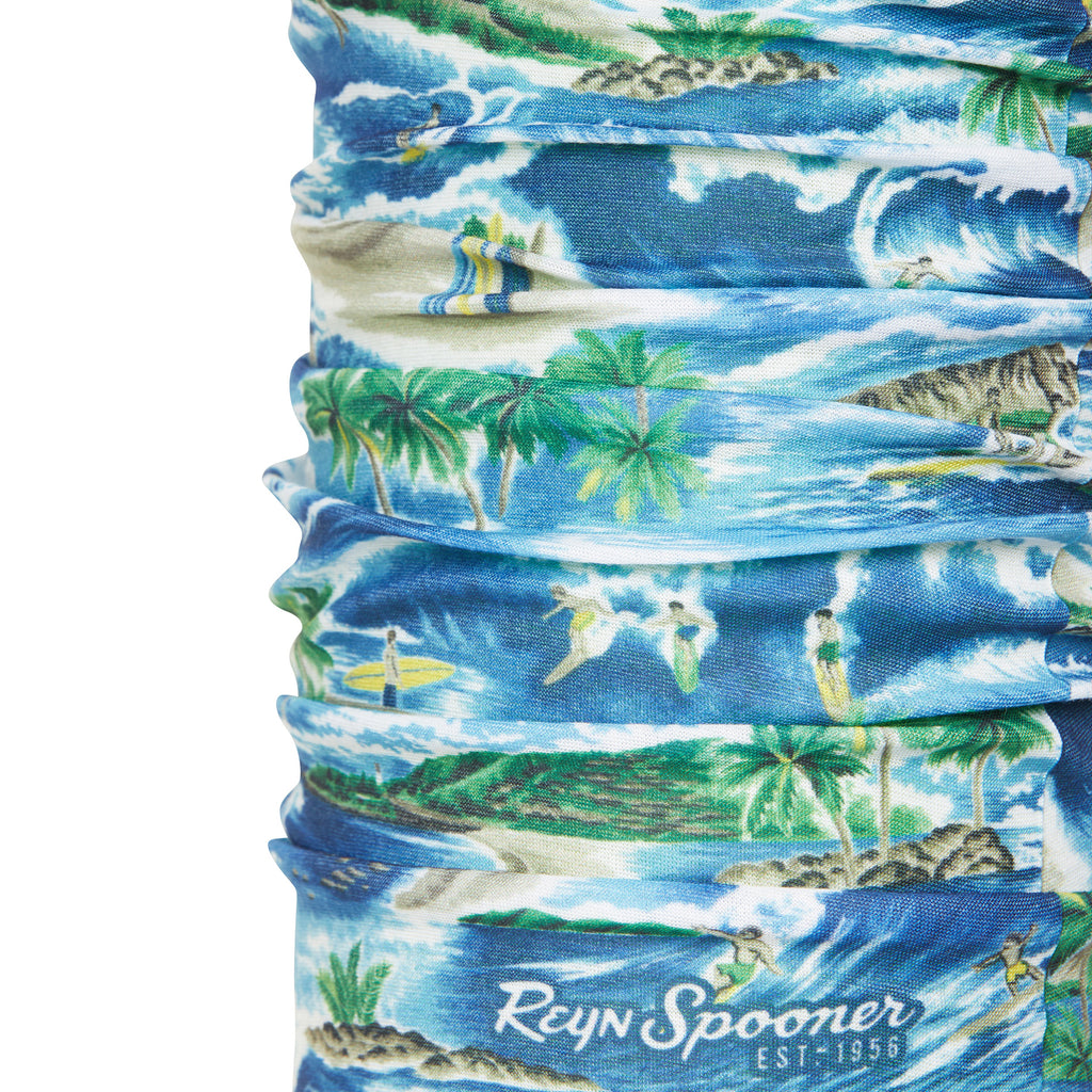 Reyn Spooner SURFIN' 808 GAITER in ESTATE BLUE