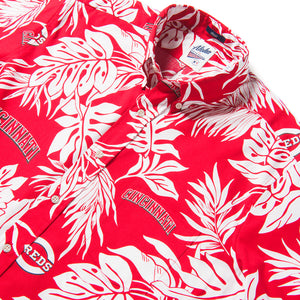 Reyn Spooner CINCINNATI REDS ALOHA MLB in RED
