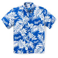 Reyn Spooner KANSAS CITY ROYALS ALOHA MLB in NAVY