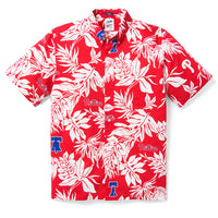 Reyn Spooner PHILADELPHIA PHILLIES ALOHA MLB in RED