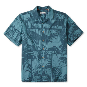 PALM VIEW / CLASSIC FIT BUTTON FRONT