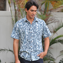 Halu'a Batik / Standard Fit • Button Front
