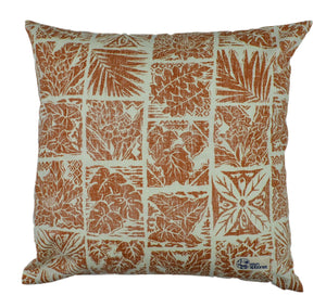 FOREST TAPA / PILLOW COVER SET