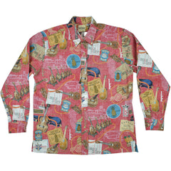Kamaka Ukulele 100 Years Long Sleeve