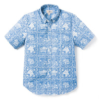 Reyn Spooner Lahaina Sailor TAILORED in DENIM