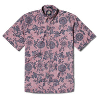 Reyn Spooner Royal Chrysanthemum Classic Fit Button Front in LAVENDER