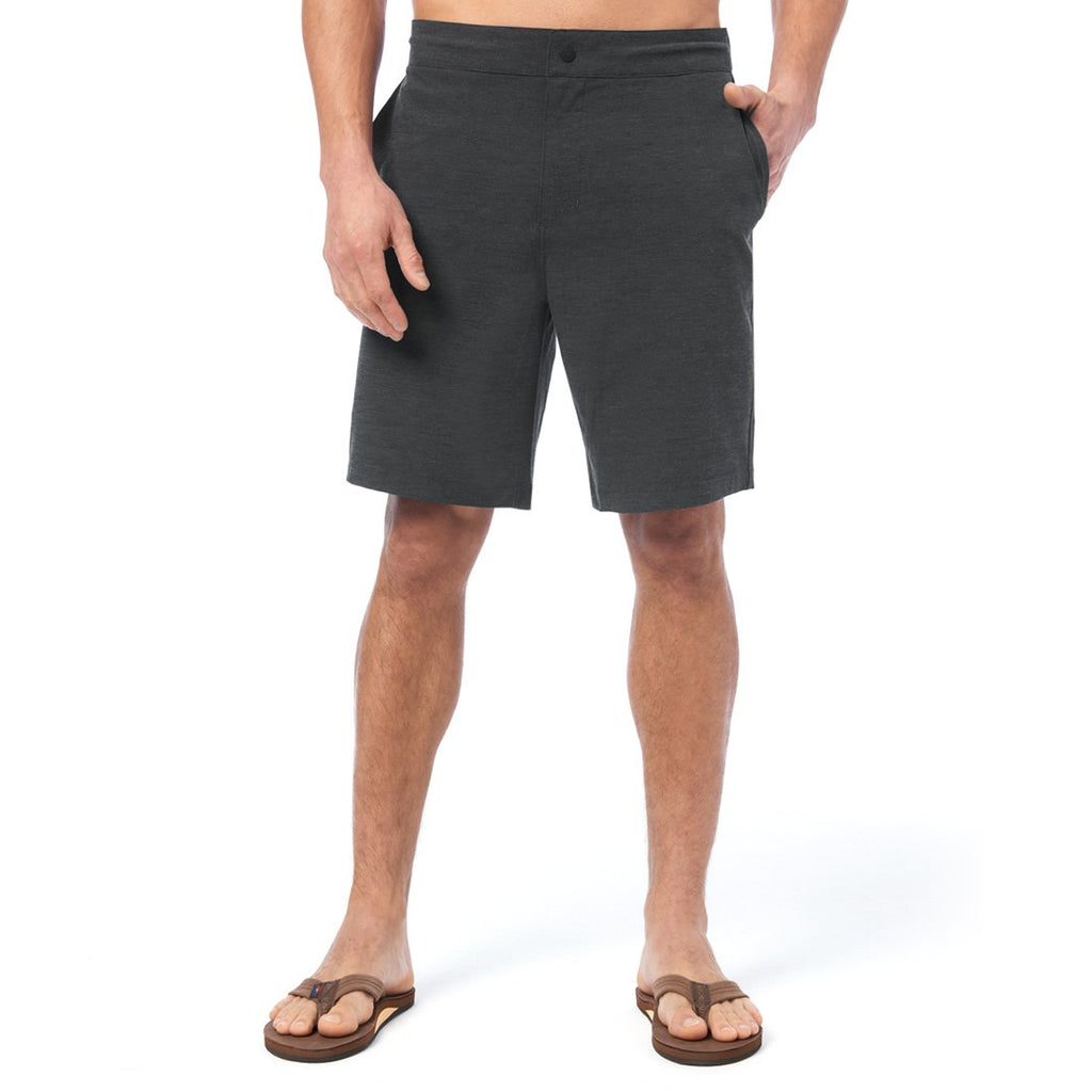Reyn Spooner ALOHA 24/7 SHORT in BLACK ONYX
