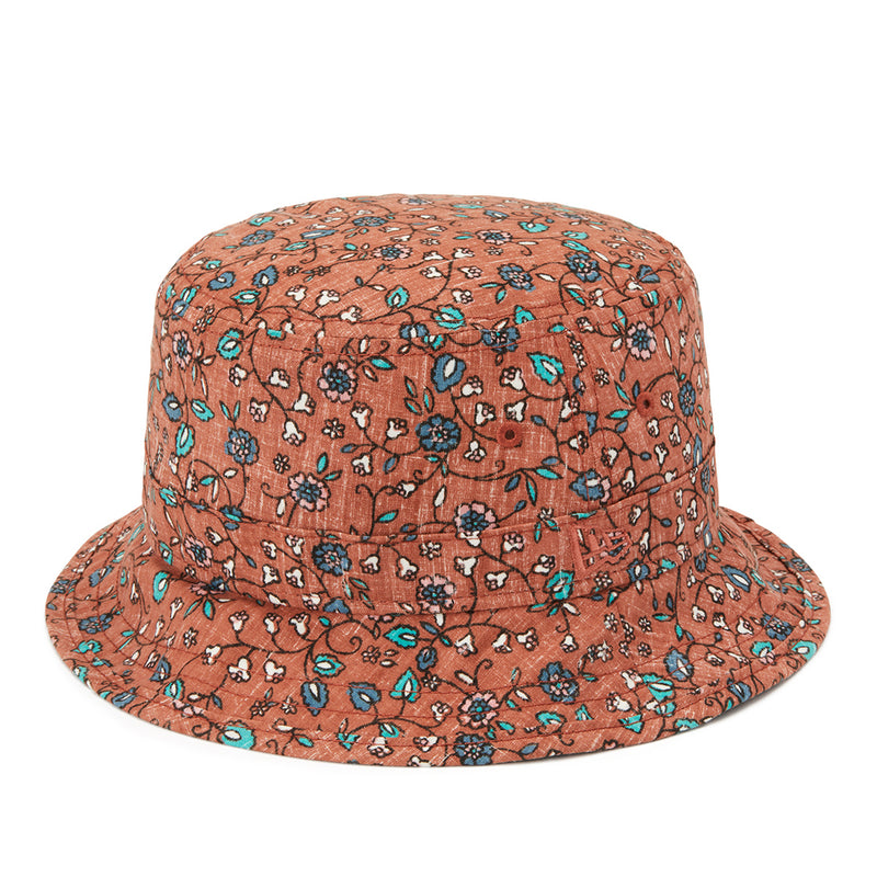 Reyn Spooner BANARAS BUCKET HAT in CEDAR WOOD