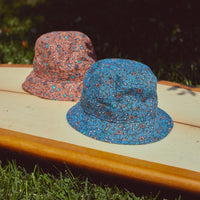Reyn Spooner BANARAS BUCKET HAT in REAL TEAL