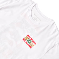 Reyn Spooner UKULELE HOLIDAY SHORT SLEEVE TEE in WHITE