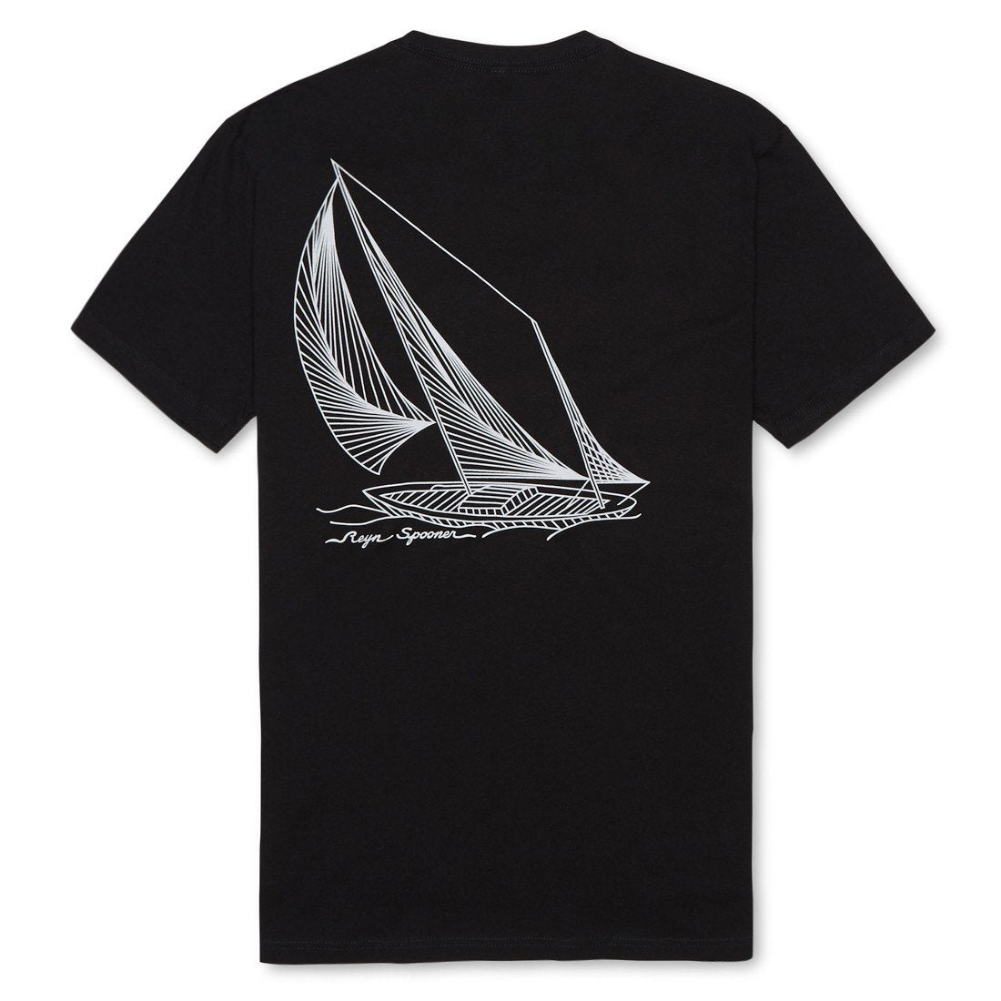 STRING AND SAILS TEE - Zoomed