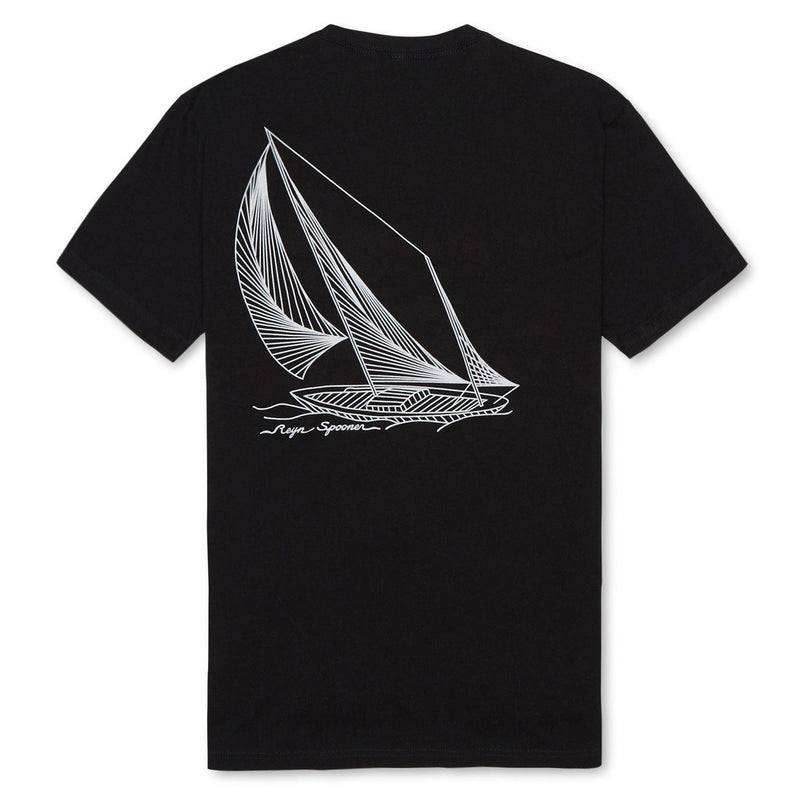 STRING AND SAILS TEE