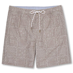 Reyn Spooner Original Lahaina Reversible Shorts in KHAKI