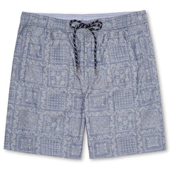 Reyn Spooner Original Lahaina Reversible Shorts in NAVY