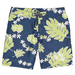Reyn Spooner Old School Reyn's Swim Short in INK