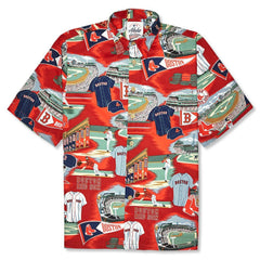 Reyn Spooner Boston Red Sox 2018 Shirt in SCENIC
