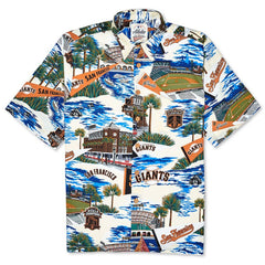 Reyn Spooner San Francisco Giants 2018 Shirt in SCENIC
