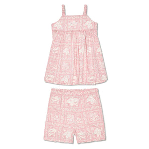 LAHAINA SAILOR / GIRLS 6M - 24M