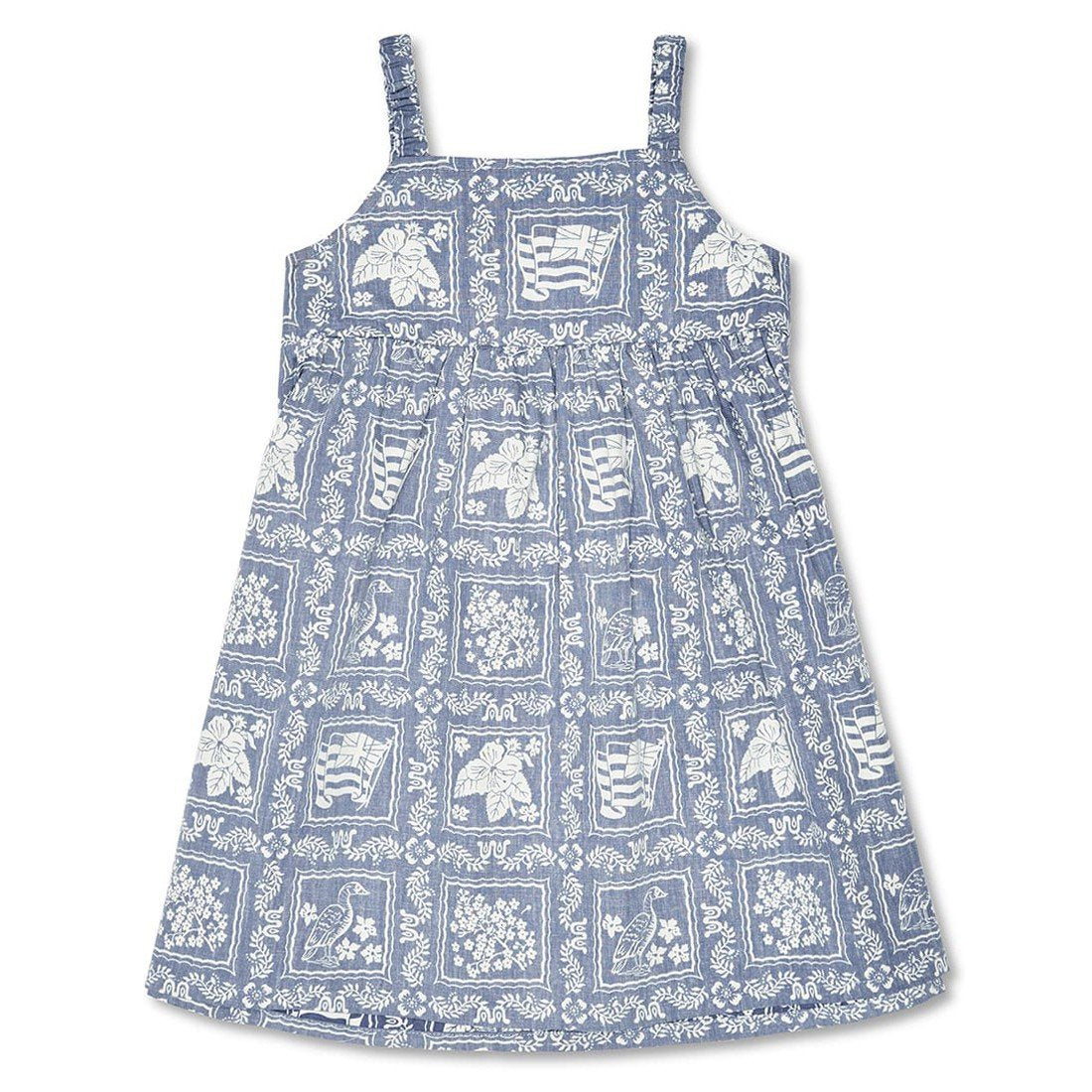 LAHAINA SAILOR / GIRLS 2T - 4T - Zoomed