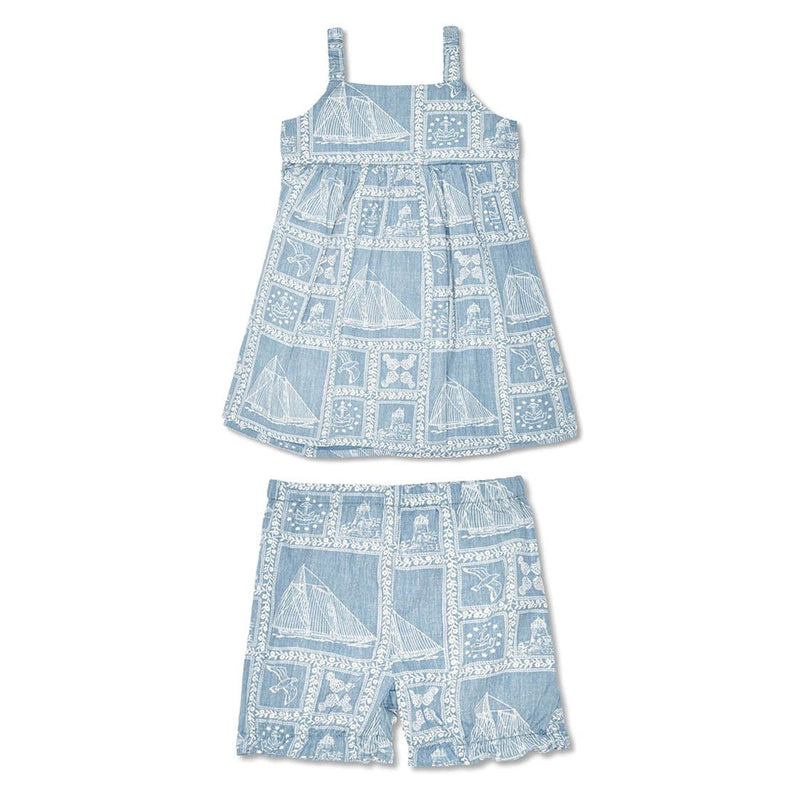 NEWPORT SAILOR / GIRLS 6M - 24M