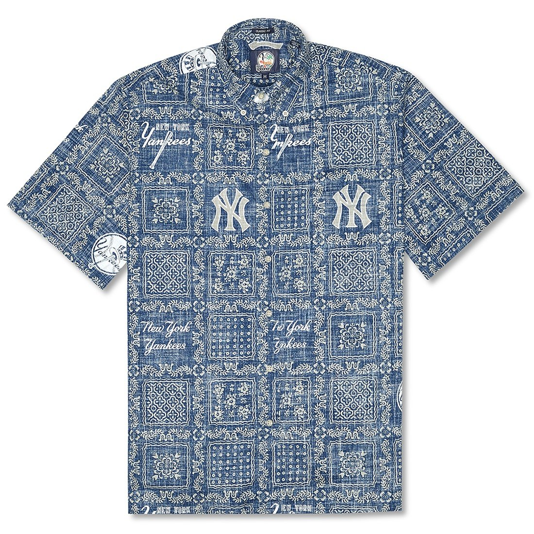 YANKEES LAHAINA / WEEKEND WASH CLASSIC FIT - Zoomed