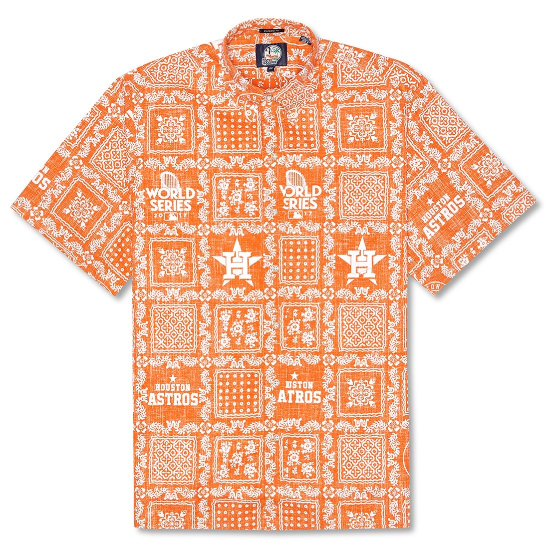 ASTROS LAHAINA / WEEKEND WASH CLASSIC FIT - Zoomed