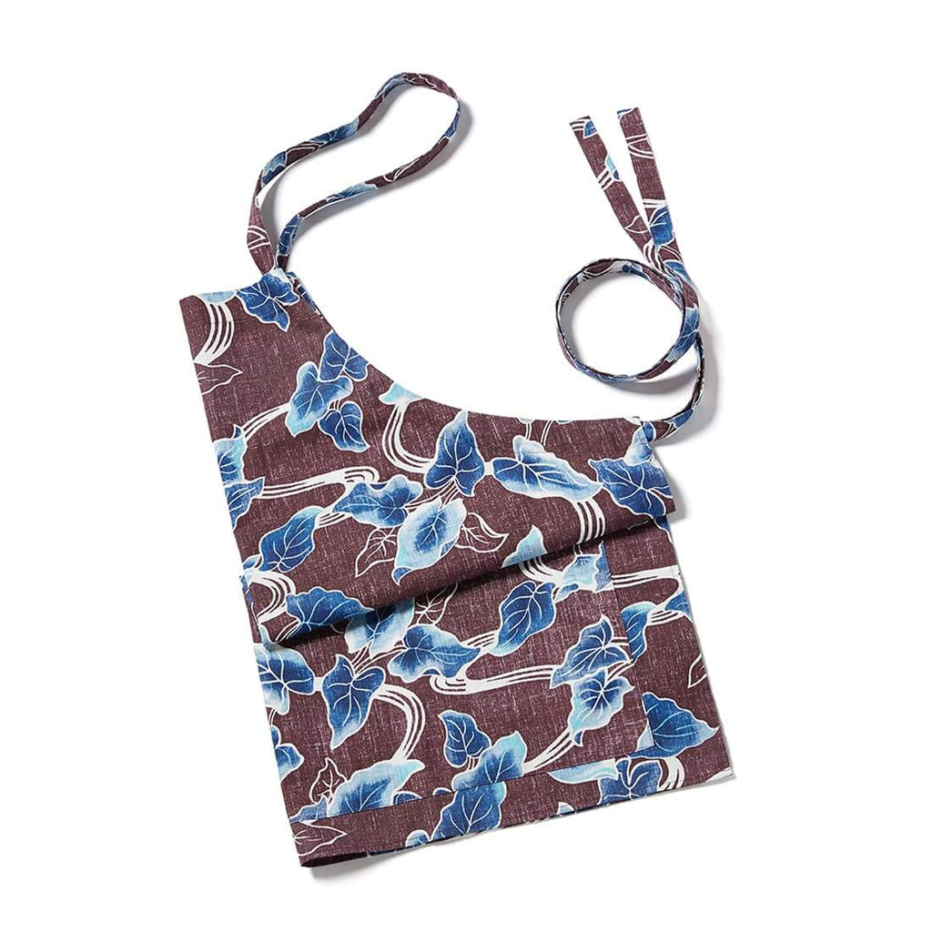 Reyn Spooner Food & Wine Apron in BURGUNDY