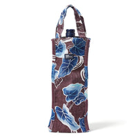 Reyn Spooner Food & Wine Wine Bag in BURGUNDY