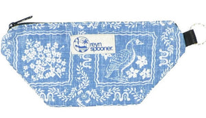 Lahaina Sailor / Small Zip Pouch