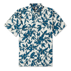 Reyn Spooner Vintage Pareau Hawaiian Shirt in NATURAL
