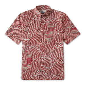 MOLOKAI CHANNEL / CLASSIC FIT  • BUTTON FRONT