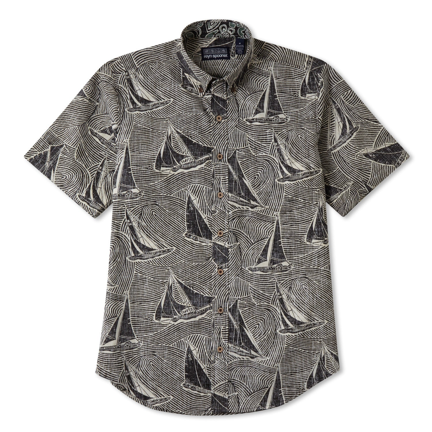 HAWAIIAN SAILS / STANDARD FIT - Zoomed