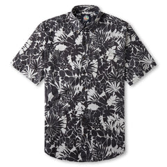Reyn Spooner Mauna Ulupo Hawaiian Shirt in SMOKE