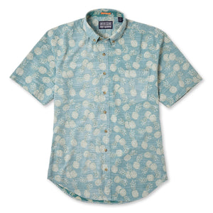 HALA KAHIKI LI'I / TAILORED FIT BUTTON FRONT