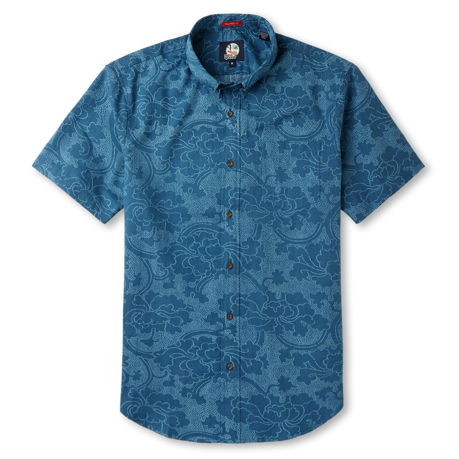 HOKU GARDEN / CLASSIC FIT - Zoomed