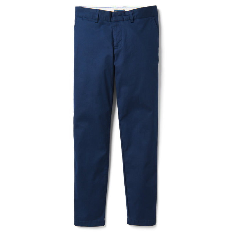 Reyn Spooner Stretch Twill Ankle Pant NAVY