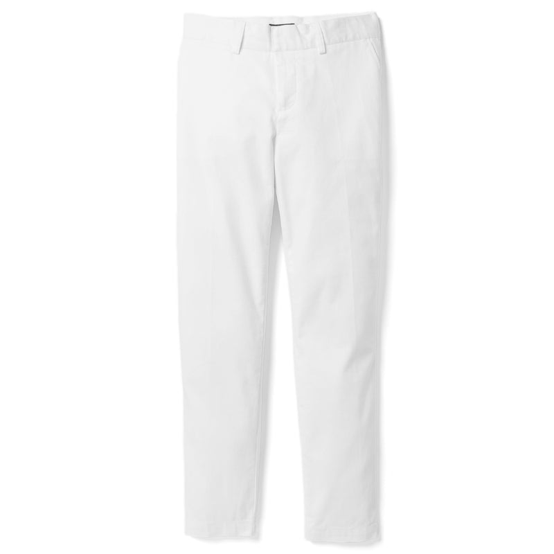 Reyn Spooner Stretch Twill Ankle Pant WHITE