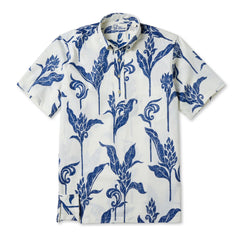 Reyn Spooner Walea Hawaiian Shirt in NATURAL