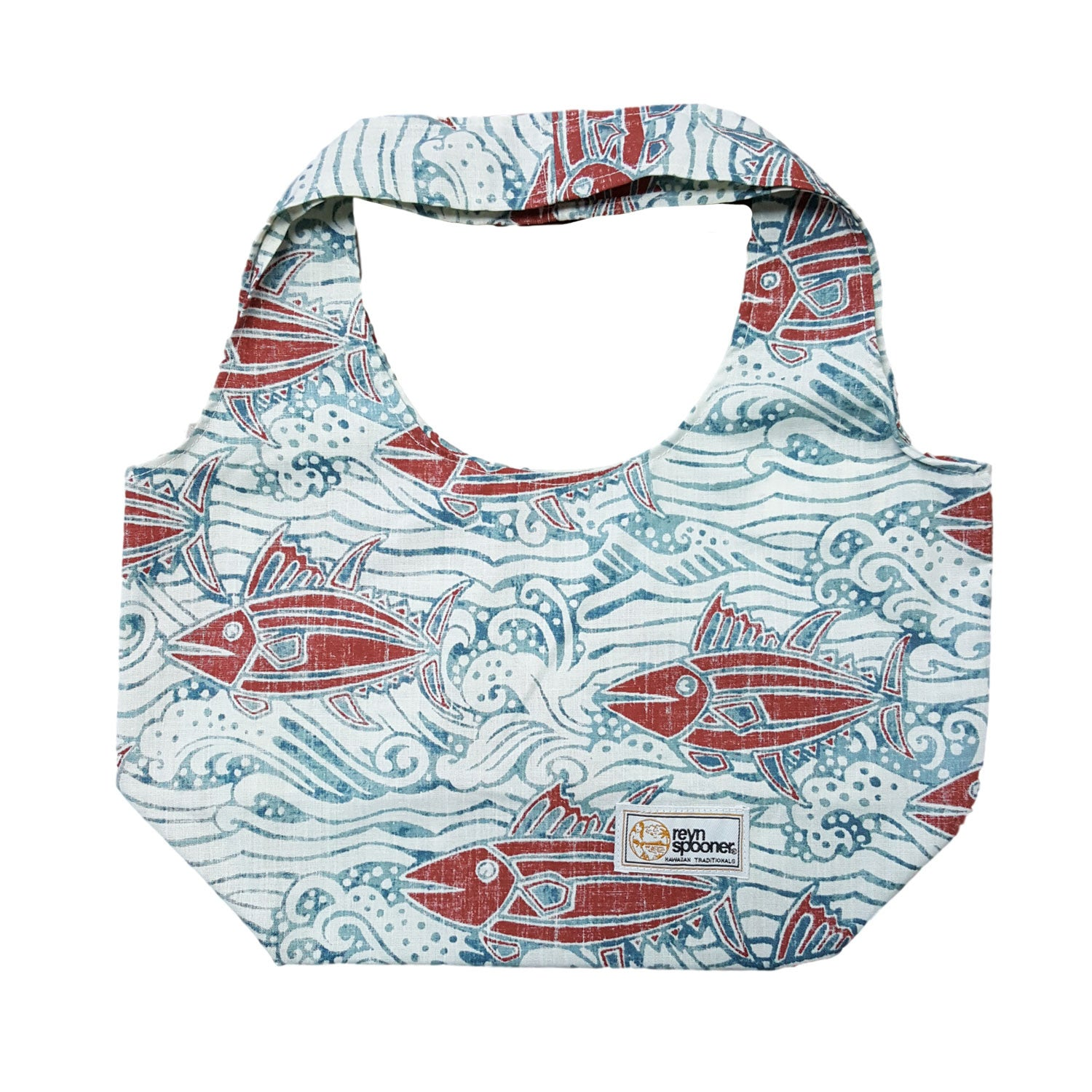 A' U I NALU / SMALL REUSABLE BAG - Zoomed