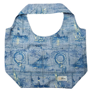 BAYSIDE REGATTA / LARGE REUSABLE BAG