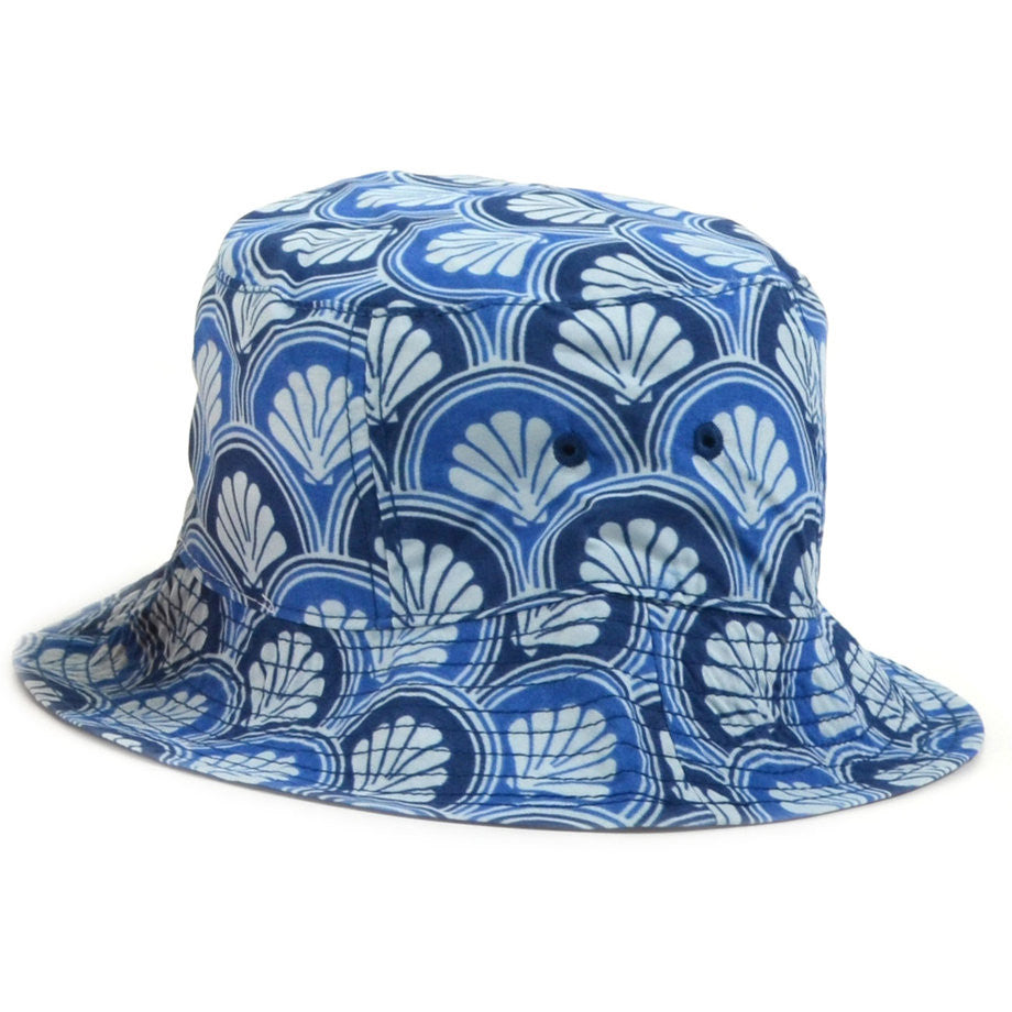 Kids Shell Deco Bucket Hat