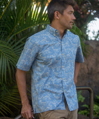 KOI POND LI'I / CLASSIC FIT  • BUTTON FRONT