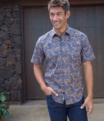 Koi Pond Li'i / Standard Fit • Button Front