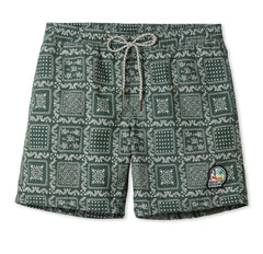 Original Lahaina Boardshorts DARK FOREST