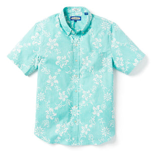 25b378fb Reyn Spooner Phil Edwards Summer Pareau / Tailored Fit 2.0 in BLUE TURQUOISE