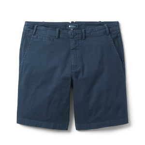 Reyn Spooner Stretch Herringbone / Shorts in MOOD INDIGO