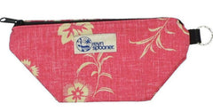 Think Pink Kupulau Pareau Small Zip Pouch