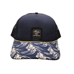 Reyn Spooner Hat in WHITE/NAVY