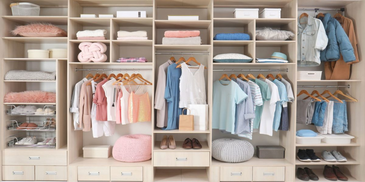 The Look: Tips on How to Get Your Closets and Drawers Organized